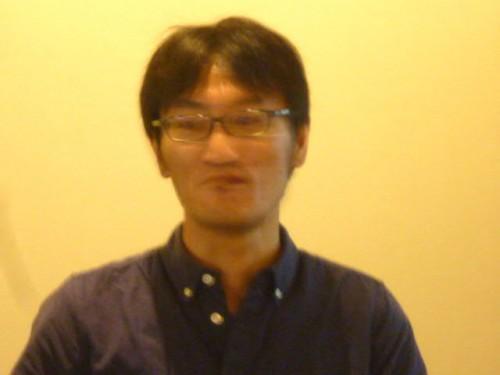 代表の吉川彰浩さん