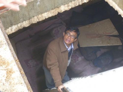雪氷貯蔵庫