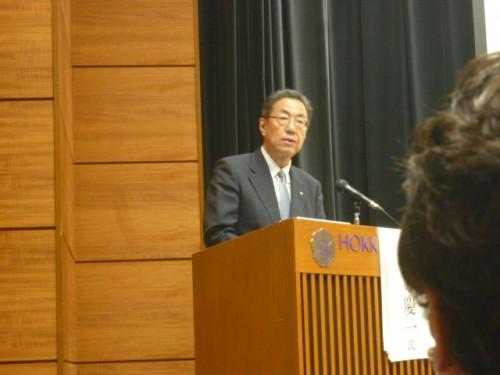 北海道・山谷副知事のご挨拶