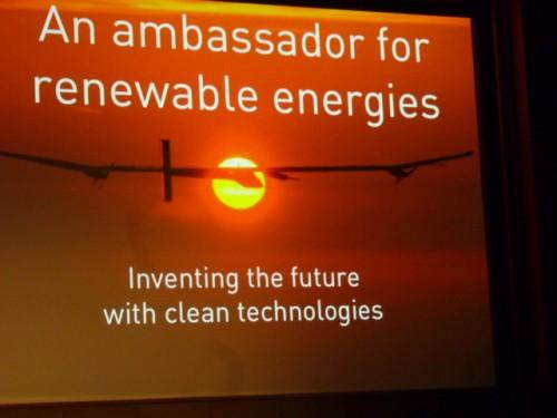 再生可能エネルギーの啓発
