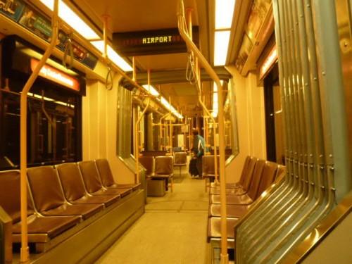 低床式電車