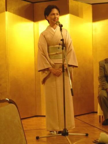 もう一人の著者・長本裕子先生