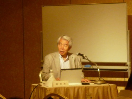 西澤寛俊先生