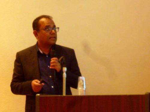 Uddin, Shahzad(Essex大学)教授