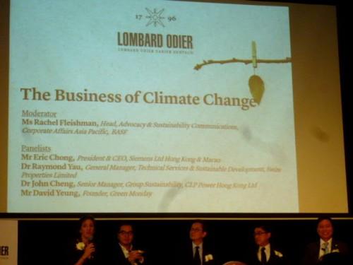 気候変動のビジネス