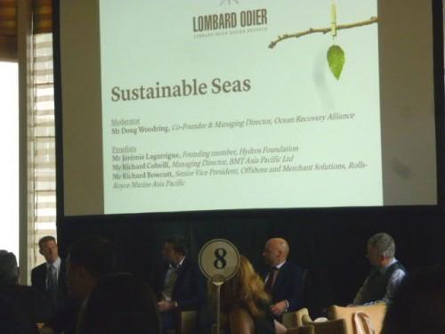 持続可能な海を巡って