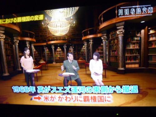 BS-TBS番組から