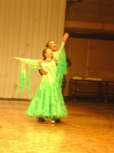 長いキャリアは落ち着いた踊りに繋がっている