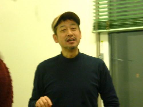 中嶋健三さんの熱弁