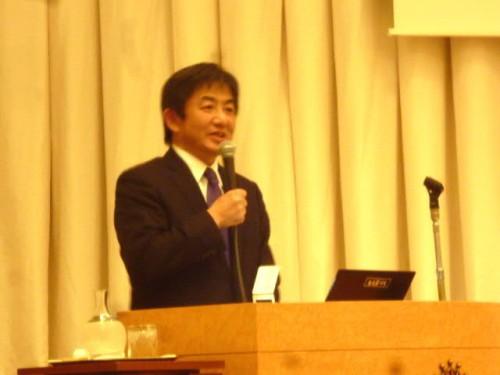 北海道庁 顧問 山崎史郎さん