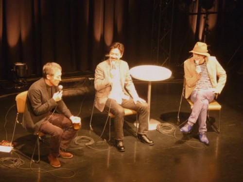 札幌の演劇界の歴史を語る