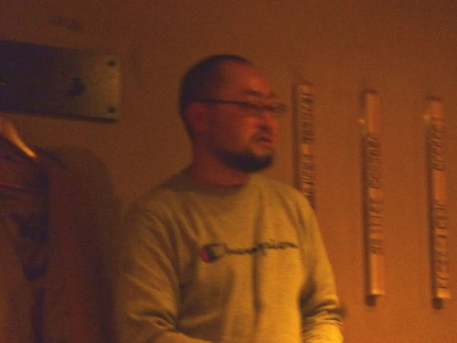札幌座の横山さん