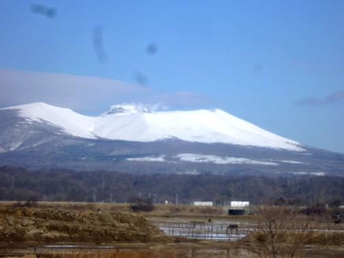 北海道の早春の景色!