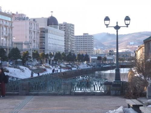 小樽運河 2017春