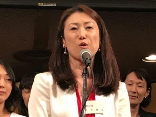 札幌の六華同窓会、今年度の実行委員長・山下美紀さん