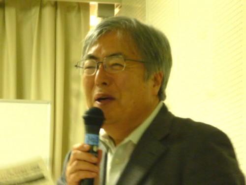 きたネットの新しい理事長・金子正美先生