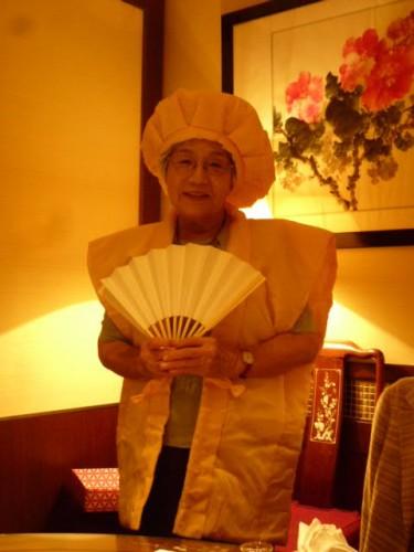 米寿のお祝い!