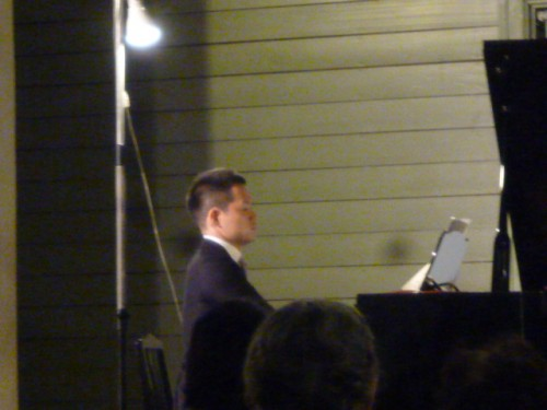 土井さんのピアノ