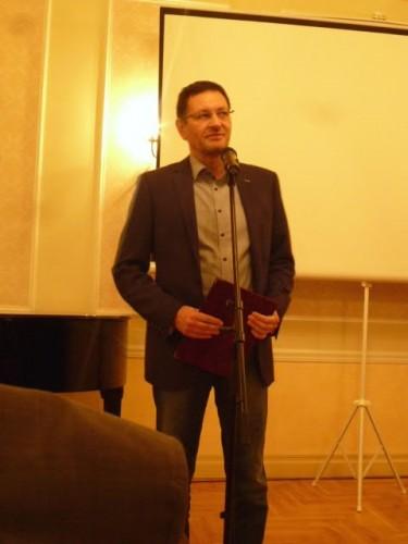 ブダペスト第一地区 区長のご挨拶