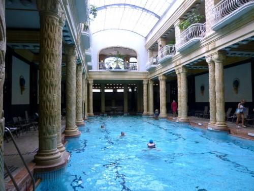 室内プール水温24℃