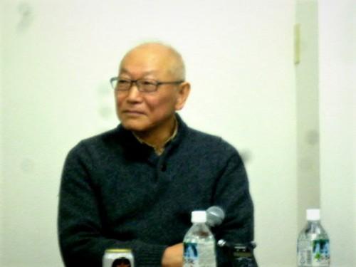 佐々木譲さんへの質問も多く!
