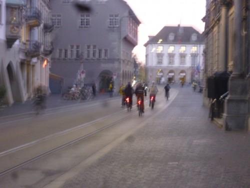 自転車での通学・通勤
