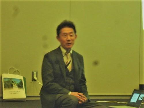 桜田一洋先生