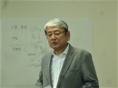 札幌座倶楽部理事長のさん