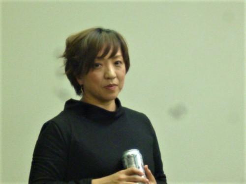小島達子さん