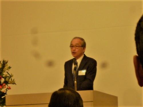 石井純二代表幹事