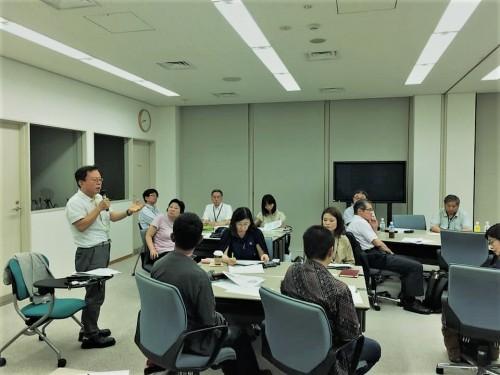 猪瀬さんの大阪における副都心構想について