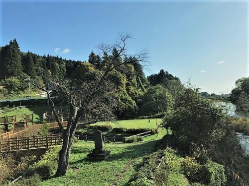 三本木開発と稲生川:取水口