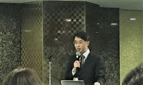 上村恵一先生