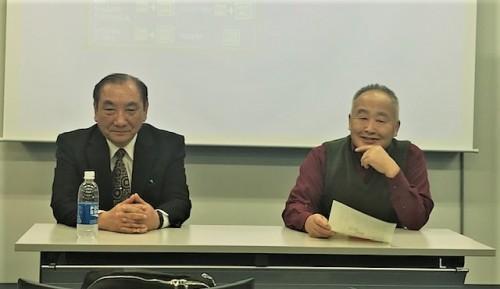 平田修二さんとのトーク