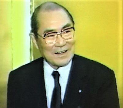 秋山宏副社長(私の父)