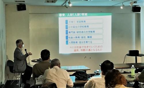 講師は松井博和先生