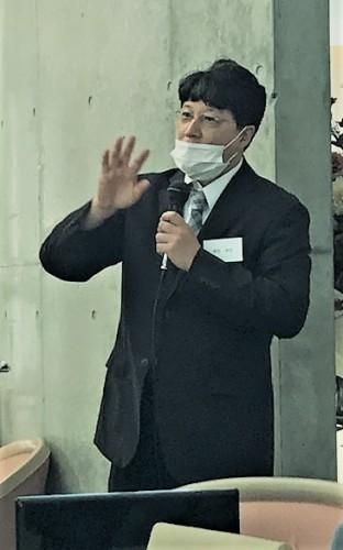 三戸教育委員会野田さん