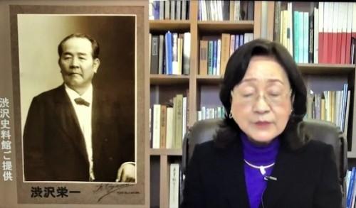 (公財)公益法人協会 雨宮孝子理事長