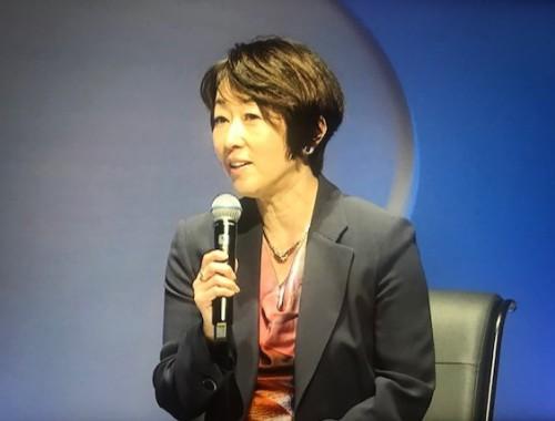 福島敦子さん