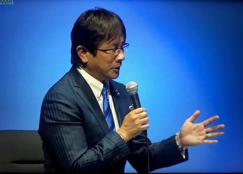 田中信義さん