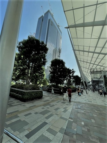 東京駅八重洲口前!